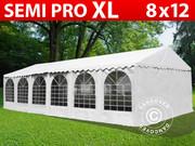 MARQUEE SEMI PRO PLUS 8X12 M PVC 3, 0 M