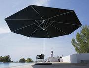 Sun umbrella Samara round 2.5 m