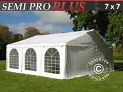 Marquee Semi PRO Plus 7x7 m PVC
