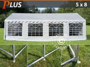 5x8 m PACK: Marquee PLUS PE + ground bar