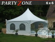 Pagoda Marquee 6x6 m