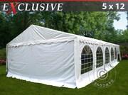 Marquee 5x12 m PVC