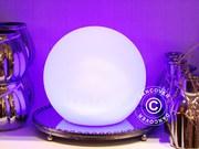 LED Ball Light,  Ø20cm,  multifunction,  multicolour