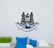 Dublin Crest Wall Decal