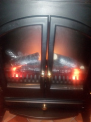 For Sale in Laois Electric Heater Prolectrix Fire Effect Glow