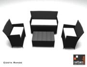 4 Seater Ruby Sofa Range