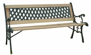 Wooden Bench For your Garden free space